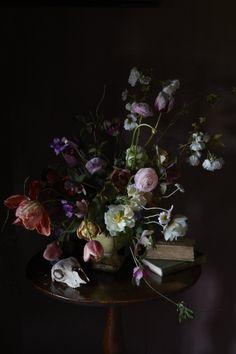 Arne Maynard Flower School, photo Britt Willoughby Dyer. Gardenista