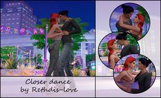 Closer dance poses - The Sims 4 Catalog Love Website, Waltz Dance, Sims 4 Gameplay, Group Dance, Slow Dance, Sims 4 Update, Dance Poses, The Sims4, Sims 4 Mods