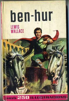BRUGUERA COLECCIÓN HISTÒRIES : LEWIS WALLACE - BEN HUR (1964) CATALÁ