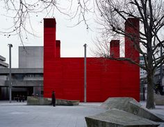 The Shed theatre by Haworth Tompkins, London | Architecture | Wallpaper* Magazine: design, interiors, architecture, fashion, art