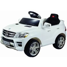 Free Shipping. Buy Costway Mercedes Benz ML350 6V Electric Kids Ride On Car Licensed MP3 RC Remote Control at Walmart.com