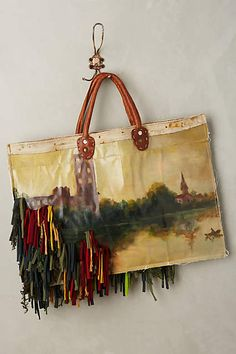 One-of-a-Kind Montreux Tote - anthropologie.com #anthroregistry