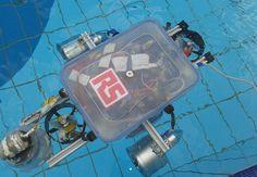 Coconut Pi, el robot sumergible que funciona con Raspberry Pi y Arduino http://www.xataka.com/p/104729