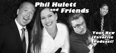 Phil Hulett and Friends, Episode 3. Hear Jay hit on a guest. http://philhulettandfriends.podbean.com/2013/09/20/dreams-destiny-and-death/
