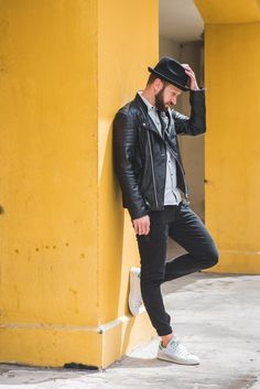 Perfecto Homme Marty and Gus #martyandgus #perfecto #menstyle #fashionblog #fashionblogger