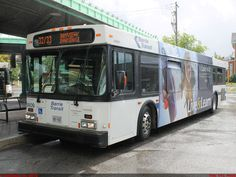 Barrie  Transit  New Flyer  Bus