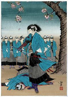 mistsea 土方 歳三 (Hijikata Toshizō)  by 星山 耕太郎 (Kōtaro Hoshiyama)