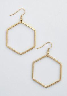 Geo Gal Earrings