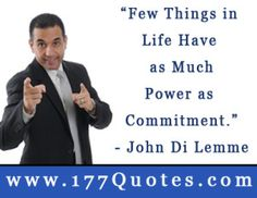 John Di Lemme Daily Champion Success Quote of the Day – June 16, 2014 |