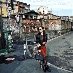Sunday in Milan  #igersmilano #ootd