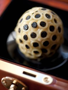 L'œuf macaroni truffé (Michel Roth)