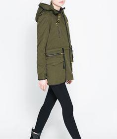 jacket.  fall fashion for europe: zara