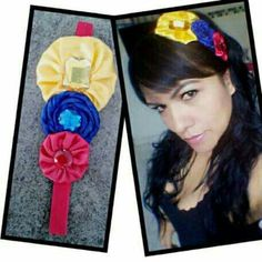 ♡ Colombian Flag, Accessories