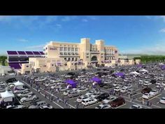 What the new West Stadium will look like....West Stadium Center Flythrough