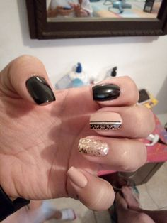 Mis uñas con un hermoso decorado Nails, Beauty, Finger Nails, Ongles, Nail, Sns Nails