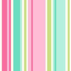 Wilko Stripe Wallpaper Pink