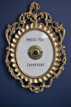 Champagne Bell. - - - -- If only !! :-)