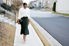 AWE BY MONICA: THE PERFECT SKIRT