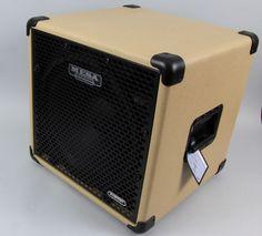 Mesa/Boogie Subway 115 Custom Bass Cabinet | Cream Bronco