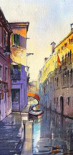 ART~ The Beauty Of Venice~ By Tony Belobrajdic