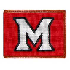 99ffcba6fa4 Miami University Men s Wallet Miami Logo