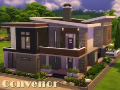 Convenor house by Alan-is at TSR • Sims 4 Updates