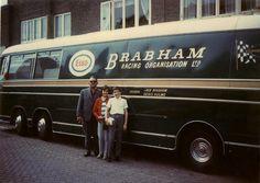 Brabham Coach Transporter