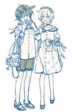 Neko Neko, Pandora Hearts, Ensemble Stars, Character Drawing, Pepsi, Me Me Me Anime, Anime Couples, Memoirs, Case Study