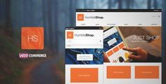 Download and review of HumbleShop - Minimal WordPress Woocommerce Theme, one of the best Themeforest eCommerces themes