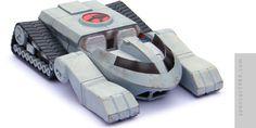 Thundercats Classic Thundertank Review