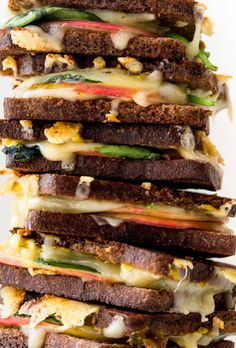 Fall recipes: Apple and Fontina Grilled Cheese