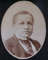 The grandchild of slaves, George Henry Jackson (b. 1847) was a teacher, attorney, and Republican Ohio state legislator. In the late 1870s, he married Virginia Gordon, whose father had made a fortune in coal. With the financial help of his father-in-law, Jackson entered law school and began practicing law. Elected with 32,000+ votes, to the Ohio legislature, he served on the Privileges Committee and submitted successful civil rights bills.