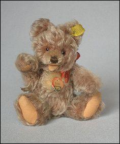Still have this teddy bear...