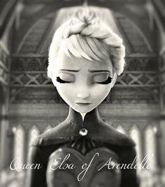 Queen Elsa of Arendelle!!!