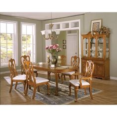 Why You Should Buy Oak Dining Sets   Dining Room Decorating Ideas And  Designs