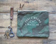 Forestbound Logo Utility Pouch