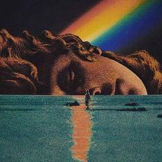 Photography Artistic Surrealism Trippy 56 Ideas For 2019 Psychedelic Art, Illustration Art, Illustrations, Art Hoe, Retro Futurism, Art Background, Statue, Surreal Art, Aesthetic Art