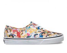 Vans x Disney - Vans voor een Disney-prinses - Nieuws - Fashion