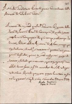 BRIGANTAGGIO-NICOLA GUALTIERI DETTO PANE DI GRANO-RARO DOCUMENTO 9 NOVEMBRE 1799