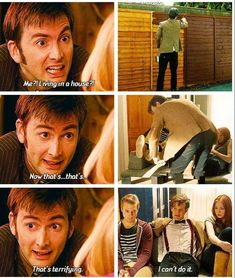 Only for Amy and Rory. haha! #DoctorWho