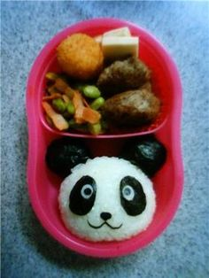 Panda, Panda Yummmmmmm!