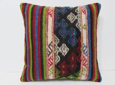 20x20 floor ethnic bohemian sofa decorative by DECOLICKILIMPILLOWS