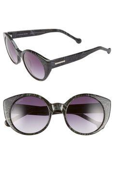 79d57443fb Jonathan Adler  Monte Carlo  52mm Cat Eye Sunglasses