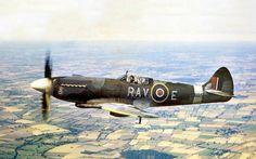 Spitfire F 21.