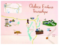How Quebec's Eastern Townships inspired crime writer Louise Penny - WestJet Magazine