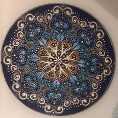 Glass Painting Designs, Dot Art Painting, Mandala Painting, Ceramic Painting, Stone Painting, Mandala Canvas, Mandala Dots, Mandala Design, Mandela Art