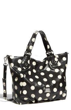 Marc by Marc Jacobs polka dot handbag