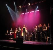 James bond tribute band for hire in London and the UK