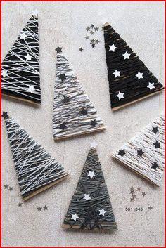 Clay Christmas Decorations, Family Christmas Gifts, Diy Christmas Ornaments, Homemade Christmas, Rustic Christmas, Christmas Projects, Simple Christmas, Holiday Crafts, Christmas Holidays