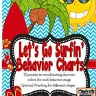 Most commonly used with clothespins with each students name, these posters can be used to visually help students keep track of their daily behavior...